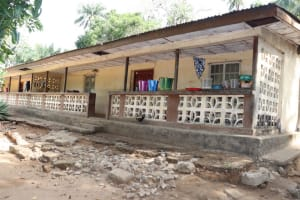 The Water Project: Polloth Village, Loco Area -  Household