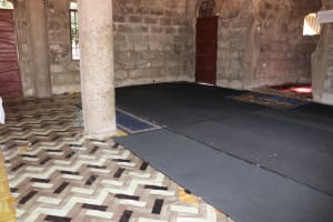 The Water Project: Polloth Village, Loco Area -  Inside Mosque