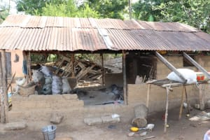 The Water Project: Polloth Village, Loco Area -  Kitchen