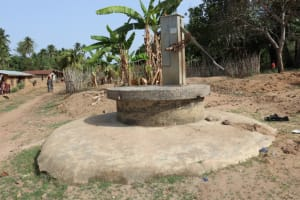The Water Project: Polloth Village, Loco Area -  Main Water Source