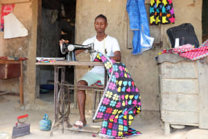 The Water Project: Polloth Village, Loco Area -  Tailor