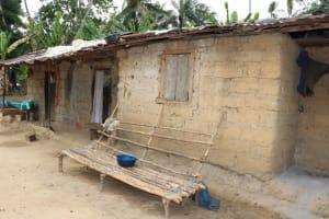 The Water Project: Kamasondo, Masinneh Village -  Household