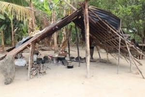 The Water Project: Kamasondo, Masinneh Village -  Kitchen
