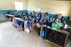 The Water Project: Khwihondwe SA Primary School -  Training Participants