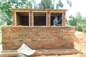 The Water Project: Bumbo Primary School -  Making Adjustments