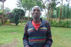 The Water Project: Imusutsu Community, Ikosangwa Spring -  Geoffrey Alulu