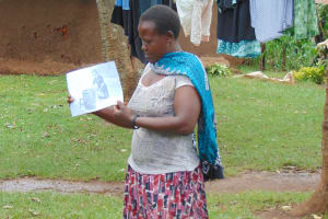 The Water Project: Imusutsu Community, Ikosangwa Spring -  Training