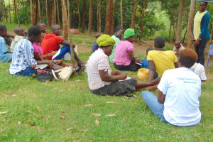 The Water Project: Maondo Community, Ambundo Spring -  Taking Notes