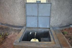 The Water Project: Khwihondwe SA Primary School -  Clean Water Flowing