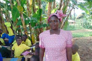 The Water Project:  Carolyne Martini Student Health Club Patron