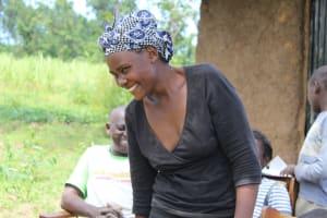 The Water Project: Tumaini Community, Ndombi Spring -  Training Participant