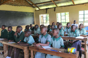 The Water Project: Bugute Lutheran Primary School -  Training Participants
