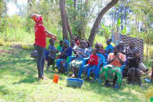 The Water Project: Mubinga Community, Mulutondo Spring -  Ten Steps Of Handwashing