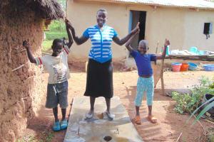 The Water Project: Maondo Community, Ambundo Spring -  United In Hygiene