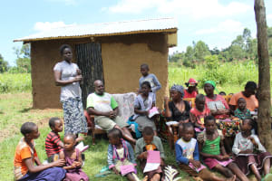 The Water Project: Tumaini Community, Ndombi Spring -  Active Discussion