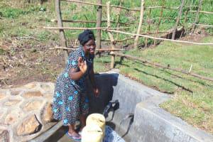 The Water Project: Emurumba Community, Makokha Spring -  Thank You