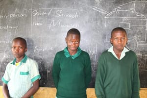 The Water Project: Bugute Lutheran Primary School -  Elected Student Health Club Leaders