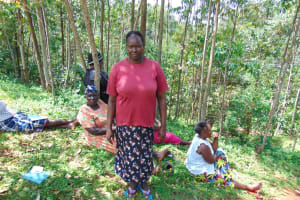 The Water Project: Kitulu Community, Kiduve Spring -  Susan Buluku