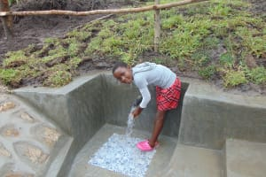 The Water Project: Bukhaywa Community, Shidero Spring -  Smiles At The Spring