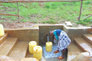The Water Project: Musiachi Community, Mutuli Spring -  Say Cheese