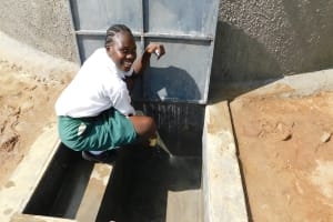 The Water Project: Sawawa Secondary School -  Happy Day