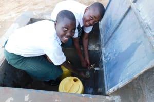 The Water Project: Sawawa Secondary School -  Water Celebrations