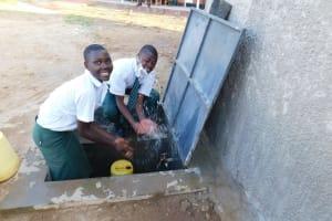 The Water Project: Sawawa Secondary School -  Splash
