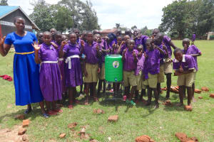 The Water Project: Chiliva Primary School -  Thank You