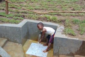 The Water Project: Mubinga Community, Mulutondo Spring -  Wow