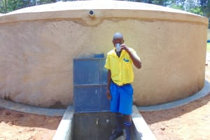 The Water Project:  Taking A Drink