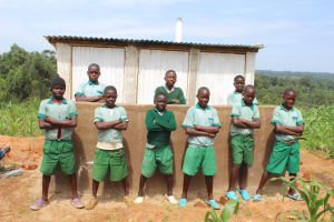 The Water Project: Bugute Lutheran Primary School -  Standing Proud
