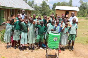 The Water Project: Bugute Lutheran Primary School -  Thank You