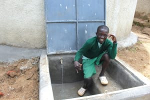 The Water Project: Bugute Lutheran Primary School -  Nice Clean Water