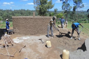 The Water Project: Bugute Lutheran Primary School -  Teamwork