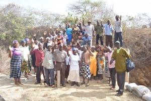 The Water Project: Wamwathi Community -  Shg Members Celebrate