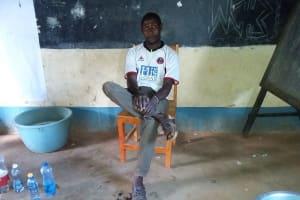 The Water Project: Kyamwao Community -  Bernard Nzai