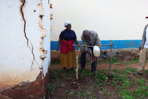 The Water Project: Kyamwao Community -  Handwashing With A Tippy Tap