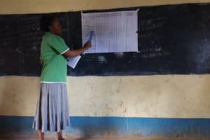 The Water Project: Kyamwao Community -  Training Lesson