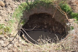 The Water Project: Kyamwao Community A -  Start Of Well Digging
