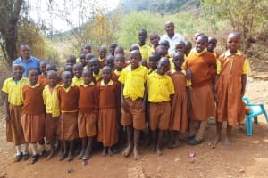 The Water Project: Maviaume Primary School -  Health Club Members