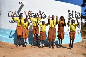 The Water Project: Maviaume Primary School -  Hooray