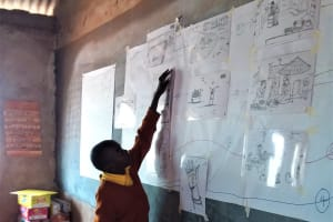 The Water Project: Maviaume Primary School -  Training Posters