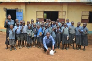 The Water Project: Kithoni Primary School -  Health Club Members