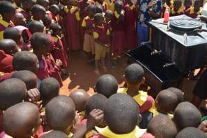 The Water Project: Nguluma Primary School -  Handwashing Training