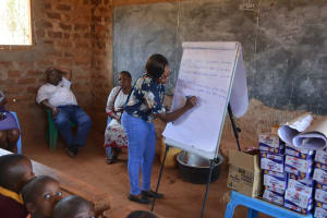 The Water Project: Nguluma Primary School -  Training