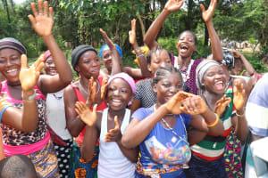 The Water Project: Kamayea, Susu Community & Church -  Celebration