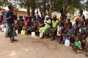 The Water Project: Kamayea, Susu Community & Church -  Hygiene