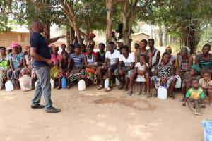 The Water Project: Kamayea, Susu Community & Church -  Hygiene And Sanitation Training