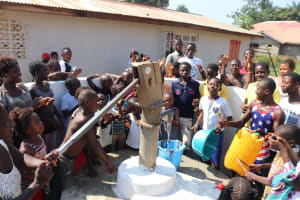 The Water Project: Lungi, 25 Maylie Lane -  Community Celebration At The Well
