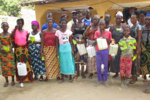 The Water Project: Lungi, 25 Maylie Lane -  Training Parcipants